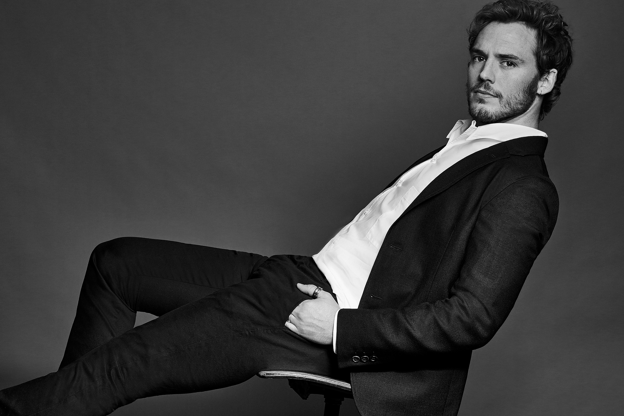 Sam Claflin Wallpapers Images Photos Pictures Backgrounds