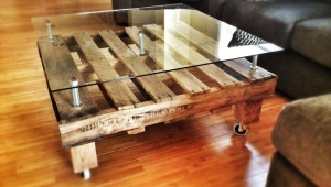 Selfmade Oversized Coffee Table
