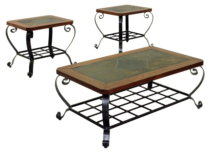 Slate Coffee Table Set - Slate Coffee Table Design Images Photos Pictures