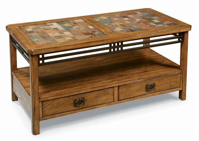 slate coffee table design images photos pictures. Black Bedroom Furniture Sets. Home Design Ideas