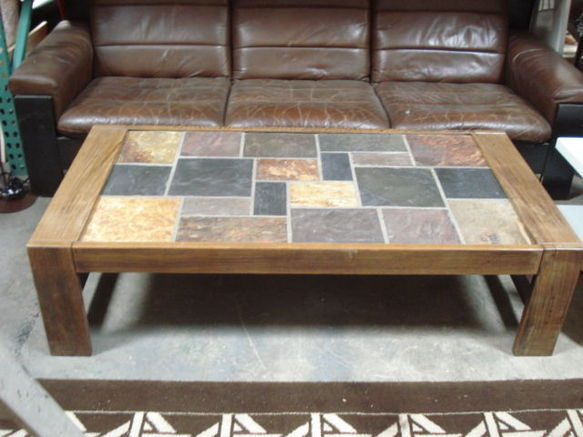 slate coffee table design images photos pictures