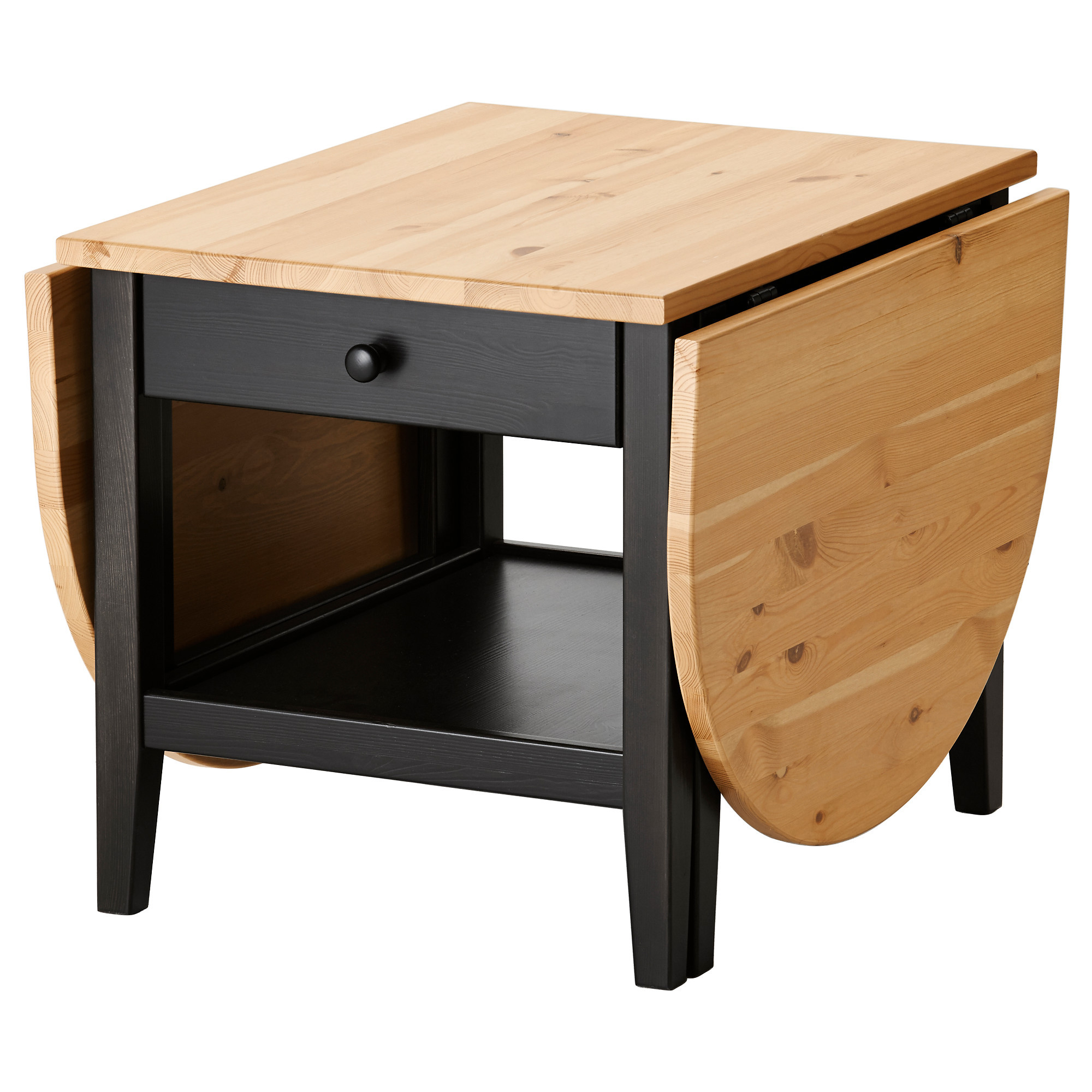 Ikea Esstisch Bjursta Erfahrung ~ Table with Drawers Drop Leaf Tables for Small Spaces drop leaf table