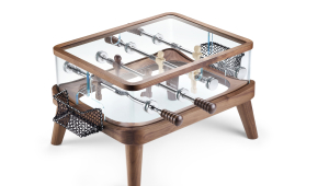Small Foosball Coffee Table