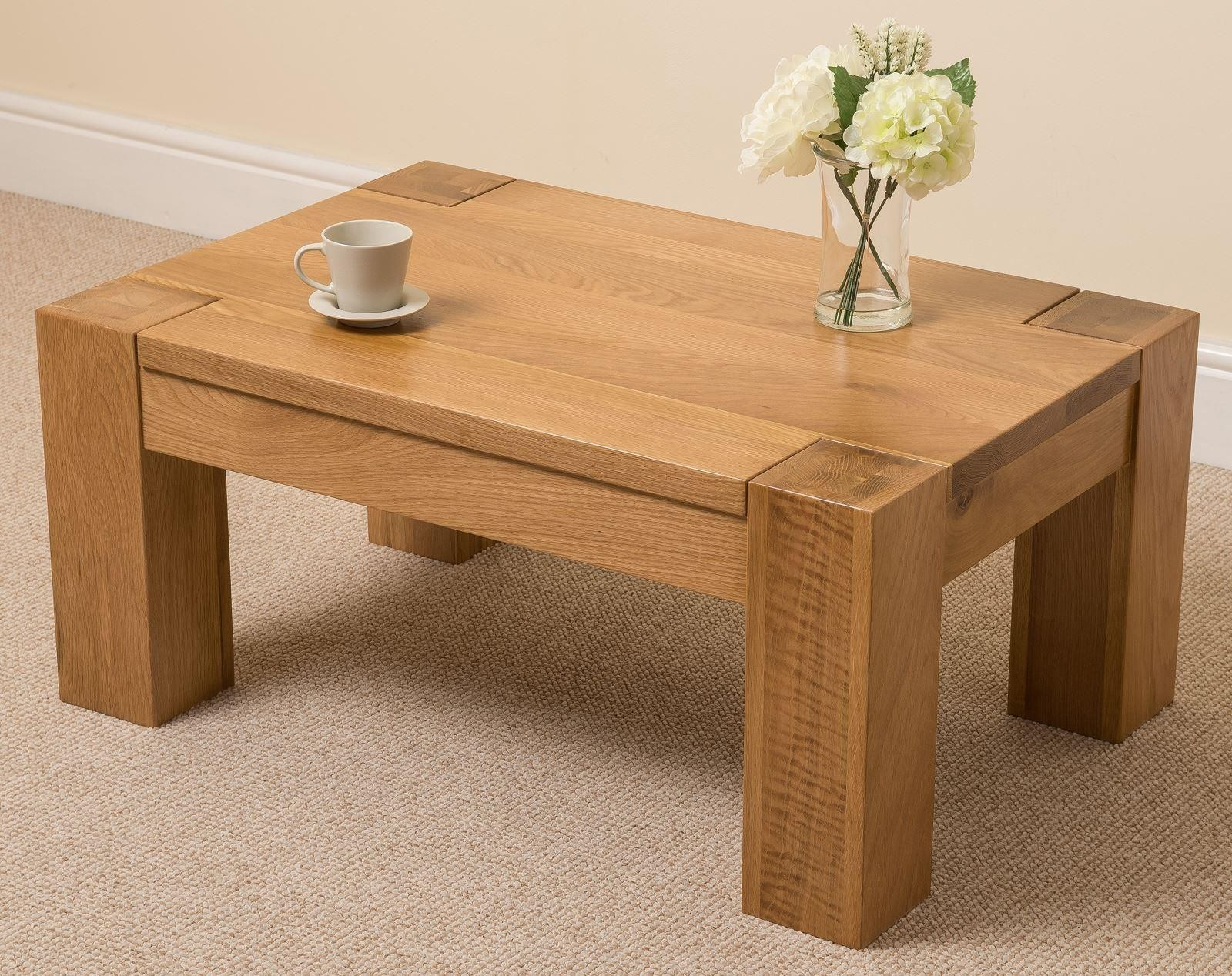 Solid wood coffee table design images photos pictures for Wood table top designs