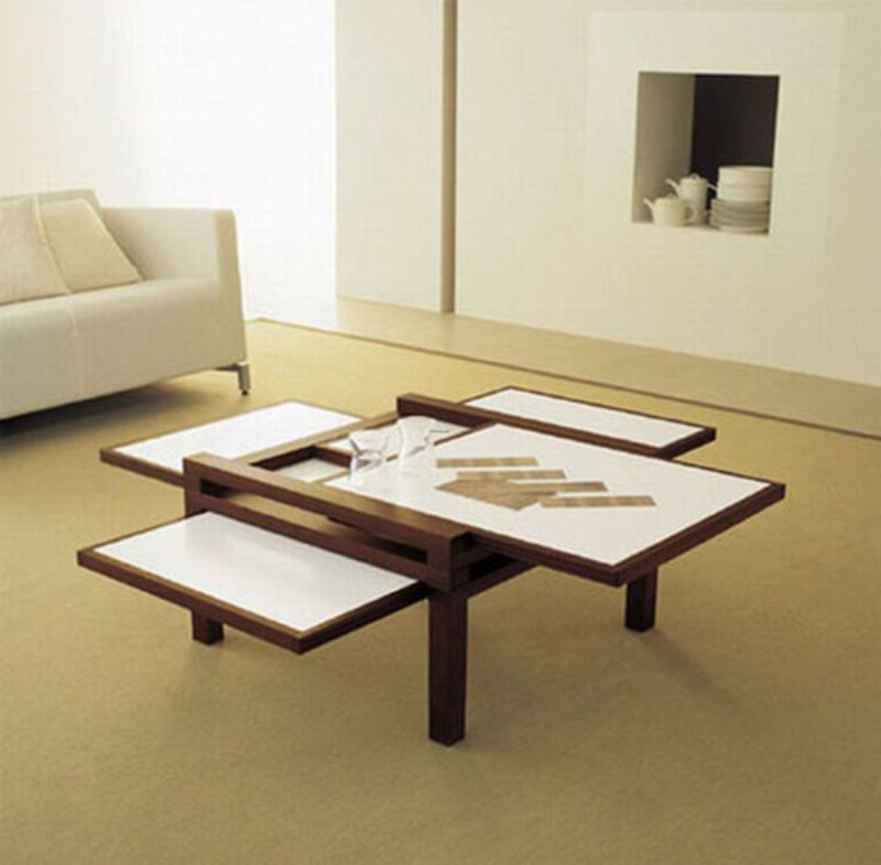 Space Saving Folding Coffee Table - Folding Coffee Table Design Images Photos Pictures