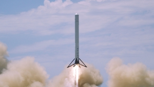 SpaceX 4K