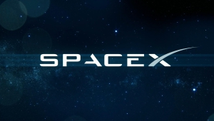 SpaceX HD Background
