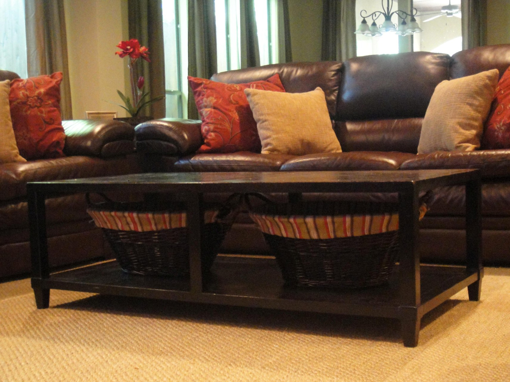 Dark Wood Coffee Table Design s