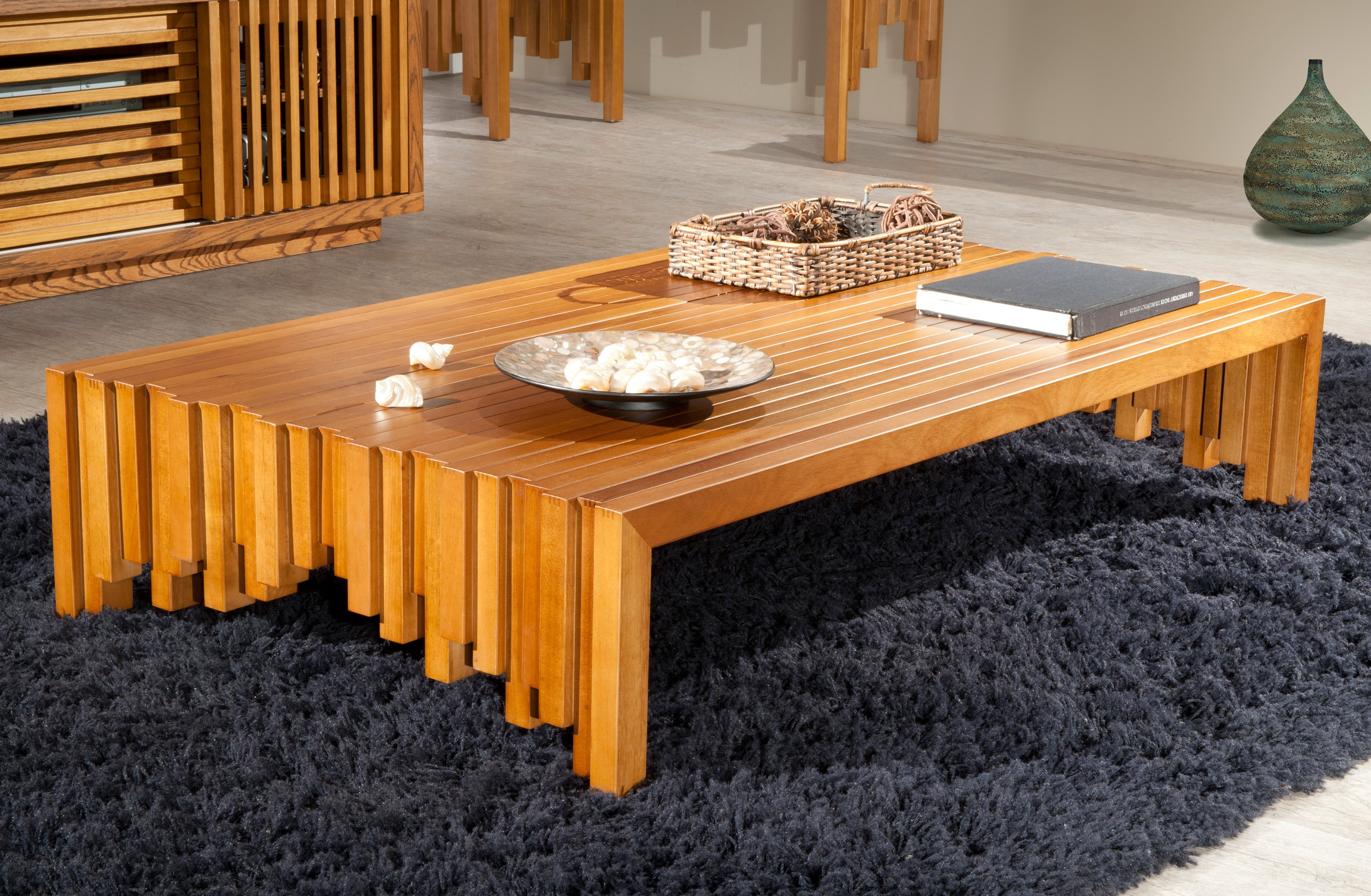Style For Rustic Coffee Table