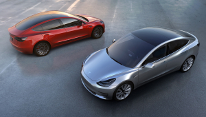 Tesla Model 3 Images