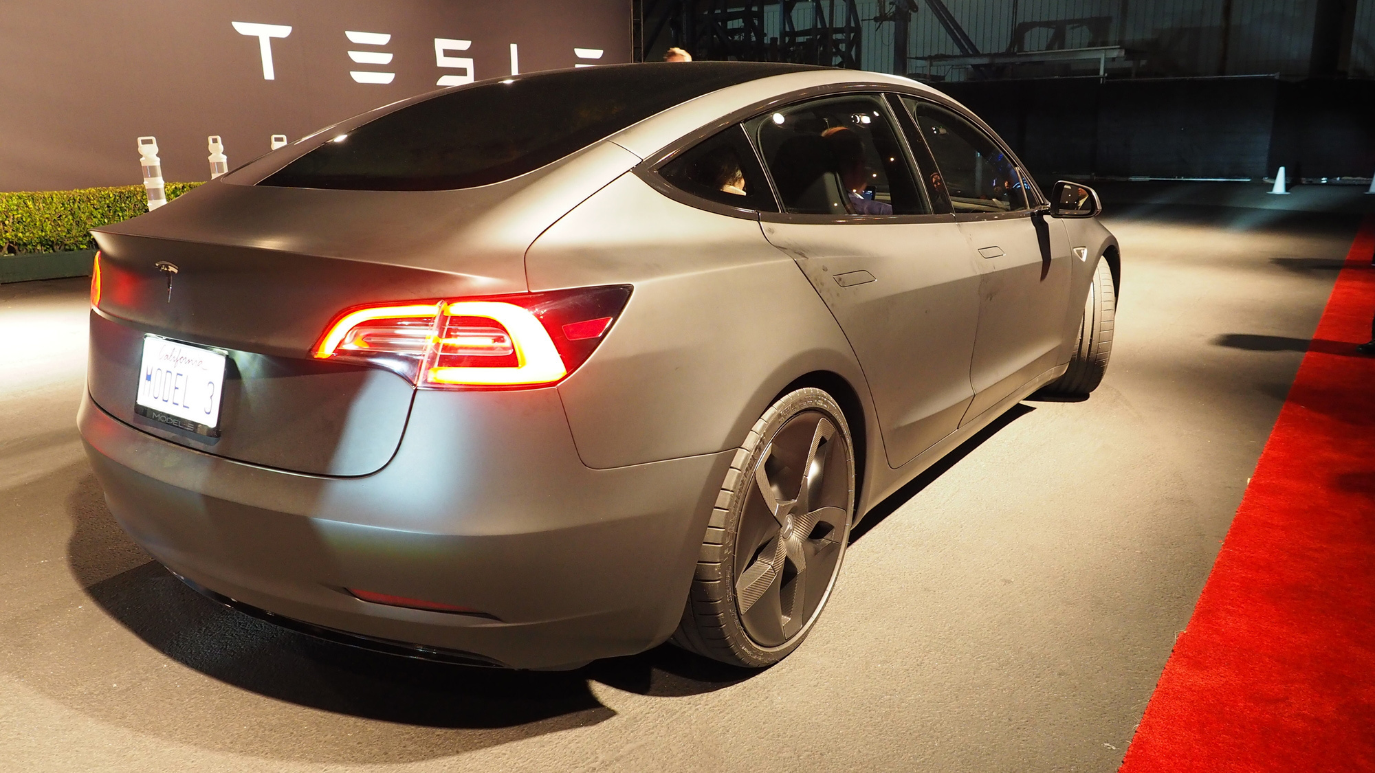 Tesla Model 3 Images Photos Pictures Backgrounds