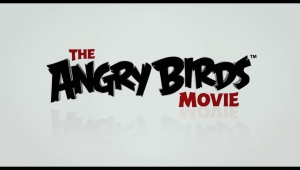 The Angry Birds Movie Logo