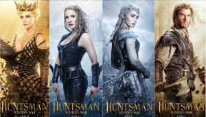 The Huntsman Winter's War HD