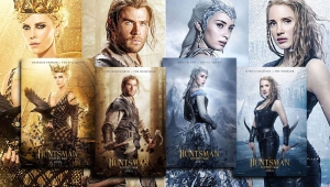 The Huntsman Winter's War Photos