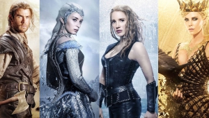 The Huntsman Winter's War Pictures