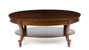 Traditional Solid Wood Coffee Table