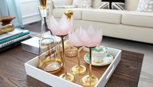 Tray On Your Coffee Table
