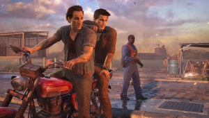Uncharted 4 A Thief's End HD Wallpaper