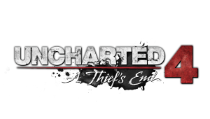 Uncharted 4 A Thief's End Logo PNG