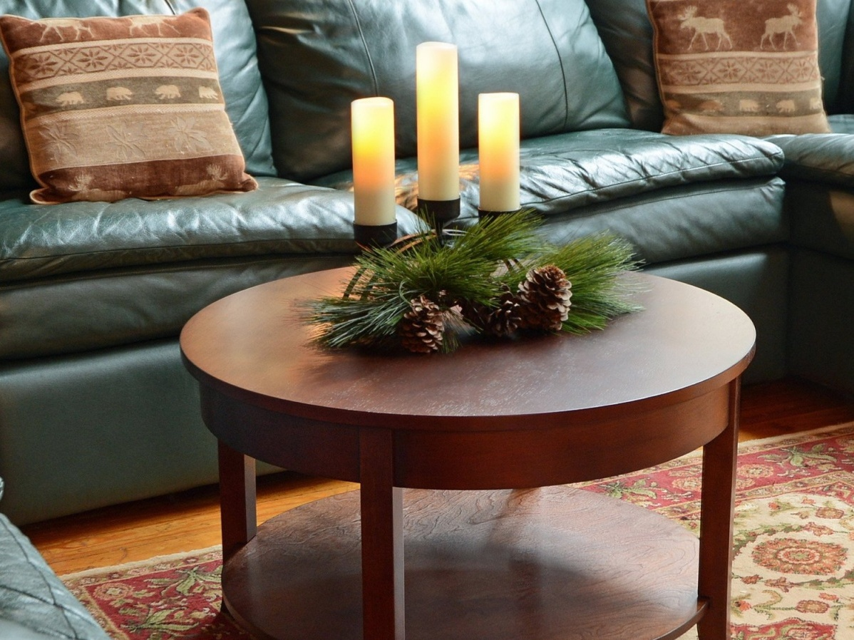 Unique Coffee Table Centerpieces Design Images Photos Pictures