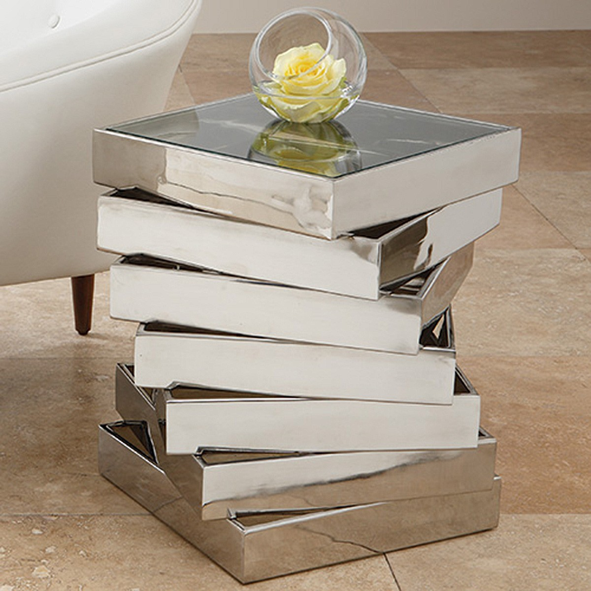Small coffee table design images photos pictures for Unusual tables