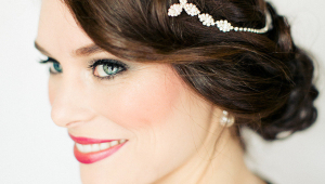 Vintage Wedding Hairstylesglamorous Wedding Hair1