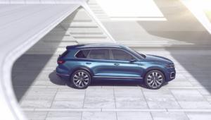 Volkswagen T Prime Concept GTE Background