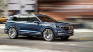 Volkswagen T Prime Concept GTE Images