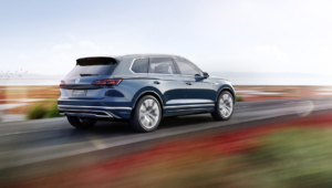Volkswagen T Prime Concept GTE Photos