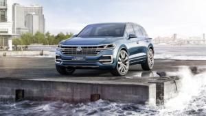 Volkswagen T Prime Concept GTE Widescreen