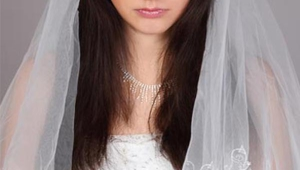 Black Long Bridal Hair