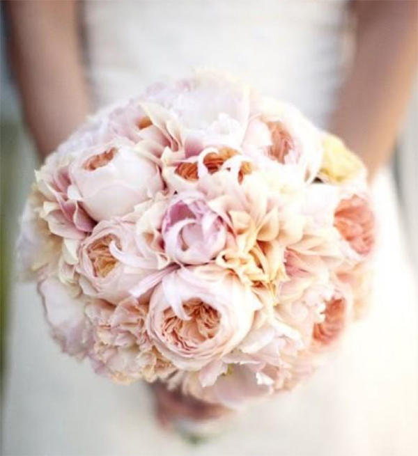 Creative and chic Wedding Flower