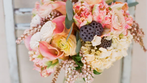 Chic Bridal Flower Design