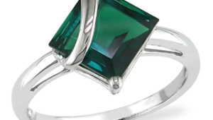 Emerald Stone Rings