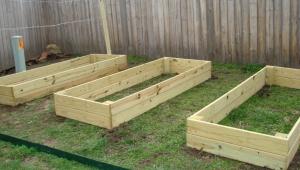 Raised Garden Beds Designs