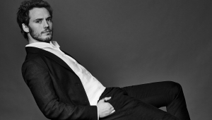 Sam Claflin High Resolution Wallpaper