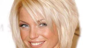 Short Blonde Hairstyle Idea