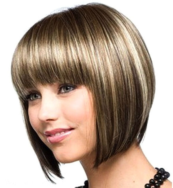 Short Hairstyles for Women With Straight and Fine Hair s