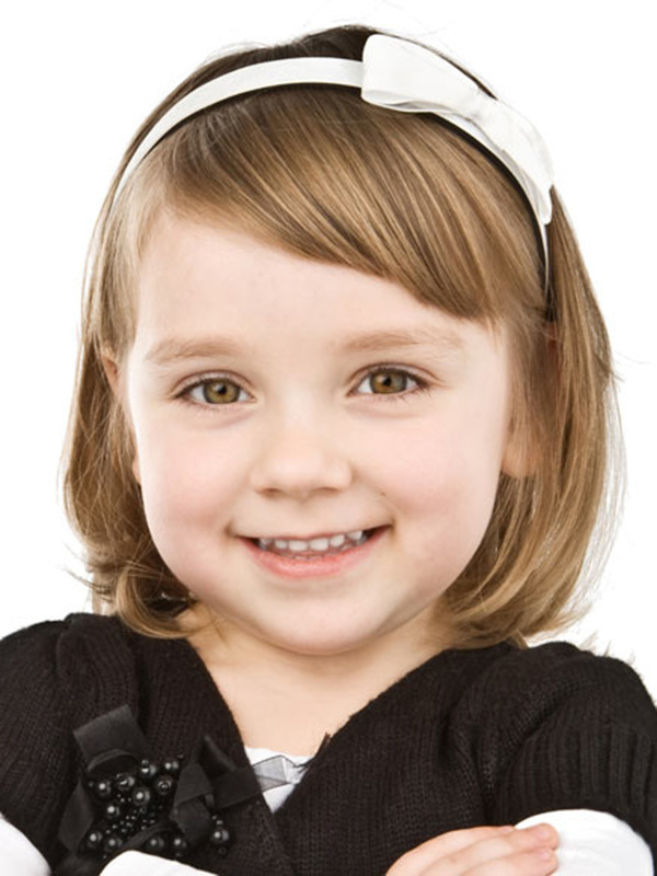 Short Hairstyle Idea For Kid