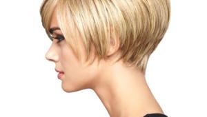 Stylish Blonde Bob Hairstyle