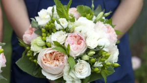 Stylish Bridal Bouquets