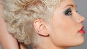 Stylish Short Blonde Hairstyles