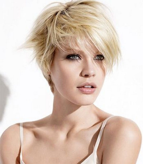 9 Latest Short Choppy Hairstyles for Fine and Thin hair ...