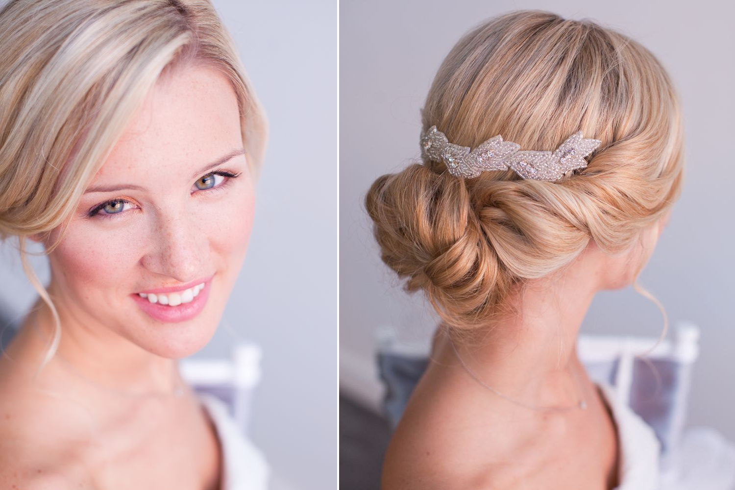 18 Creative And Unique Wedding Hairstyles For Long Hair: Vintage Wedding Hairstyles Images Photos Pictures