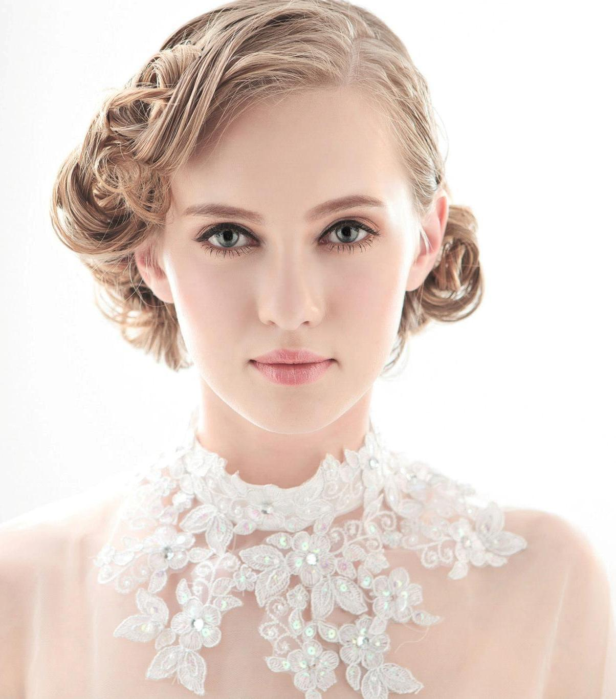 Wedding Hairstyles Bride: Vintage Wedding Hairstyles Images Photos Pictures
