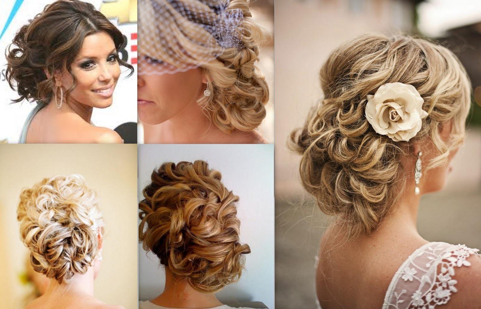 Excellent Wedding Hair Side Bun With Veil Short Hairstyles Gunalazisus
