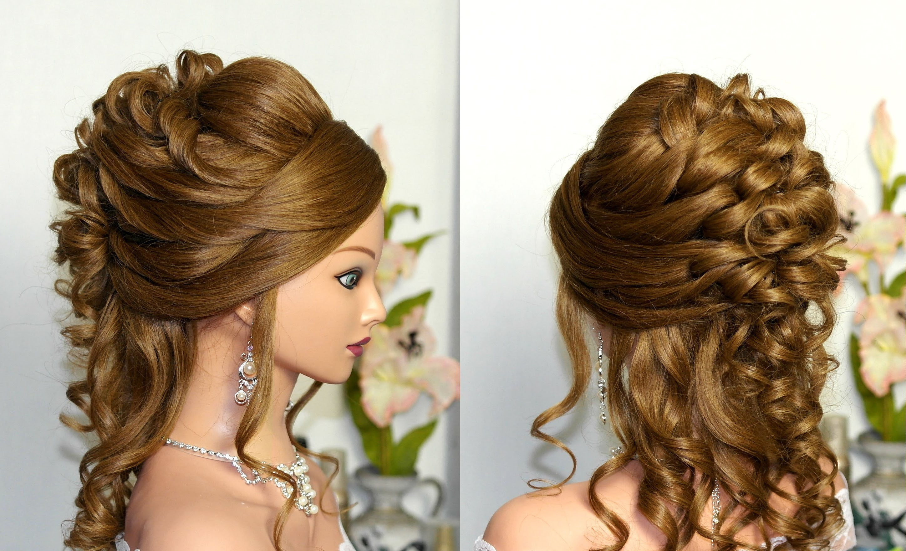 40 Gorgeous Wedding Hairstyles For Long Hair: Wedding Hairstyles For Long Hair Images Photos Pictures