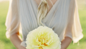 Yellow Bloom Bridal Bouquet