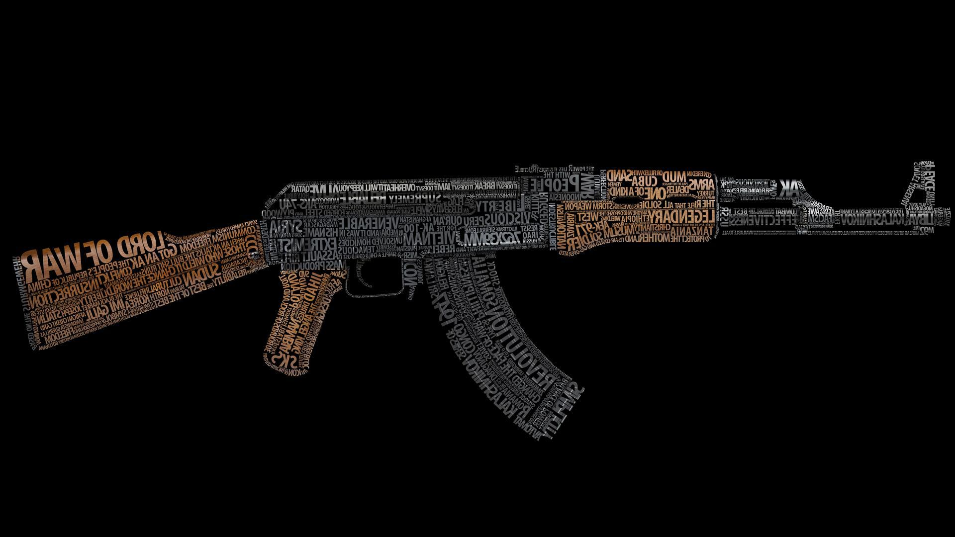 AK 47 Background