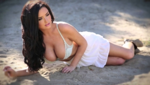 Abigail Ratchford For Desktop Background